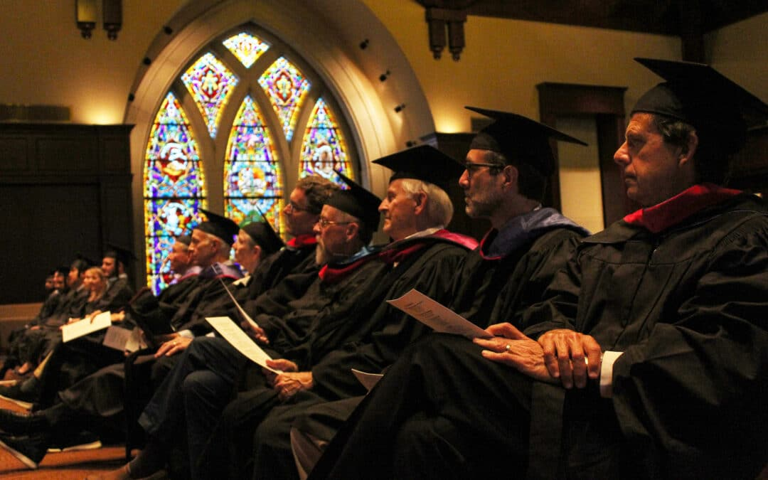 The Doctor of Ministry in Gospel Renewal and Pastoral Leadership